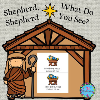 Shepherd, Shepherd!  Emergent Reader