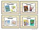 Sherbet Stripe Colorful Classroom Library Book Basket Labels