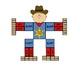 """Sheriff Gallon Man"" Capacity (Measurement) Craftivity"