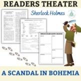 Sherlock Holmes - A Scandal in Bohemia - Readers Theater Script - Digital & PDF