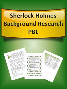 Sherlock Holmes Background Research - PBL
