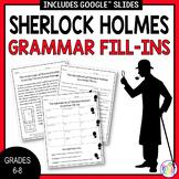 Sherlock Holmes Mad Libs