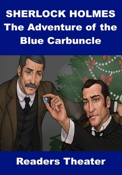 Sherlock Holmes PowerPoint - The Blue Carbuncle
