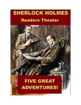 Sherlock Holmes Readers Theater - Five Great Stories