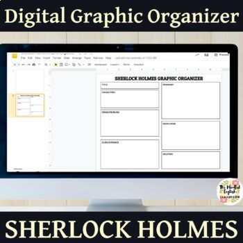 Sherlock Holmes Short Story Bundle -Readers Theater Script, Escape Room, One-Act