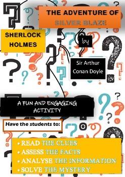 Murder Mystery - Solve the original case of Sherlock Holmes - Silver Blaze