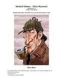 Sherlock Holmes - Three Mysteries - 1 to 3