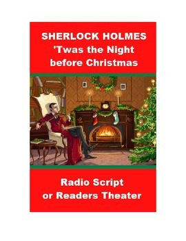 Sherlock Holmes - 'Twas the Night before Christmas
