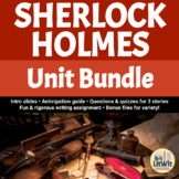 Sherlock Holmes Unit Bundle