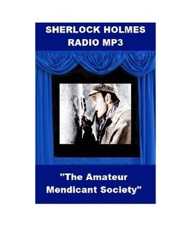 Sherlock Holmes mp3- The Amateur Mendicant Society