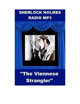 Sherlock Holmes mp3 - The Viennese Strangler