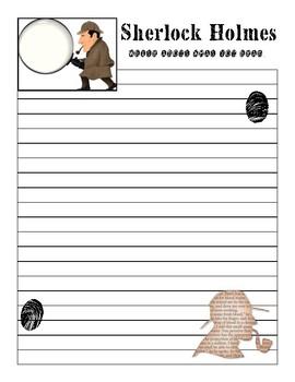 Sherlock Holms Copywork