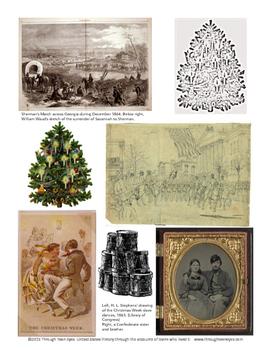 Sherman's Holiday Card from Savannah, 1864