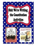 Shh! We're Writing the Constitution Activities