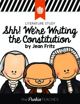 shh were writing the constitution book report Shh we're writing the constitution  shh we're writing the co  this book was for an extra credit book report for my son.