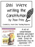 """Shh! We're writing the Constitution"", Comp. Questions and Projects"
