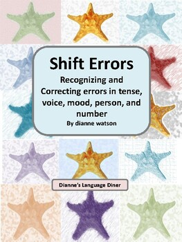 Shift Errors: Recognizing and Correcting Errors in Tense, Voice, Mood...