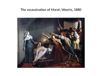 Views of the English Civil War and the French Revolution in Art
