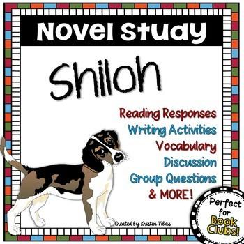 Saving Shiloh Worksheets Teaching Resources Teachers Pay