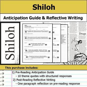 Shiloh by Bobbie Ann Mason Unit