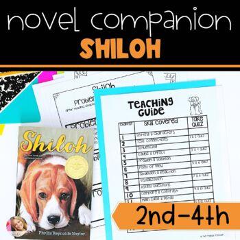 Shiloh Novel Study