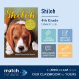 Shiloh | 4th Grade Fiction | Unit | Lessons