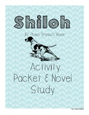 Shiloh Activity Packet and Novel Study