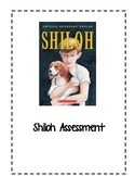Shiloh Assessment