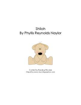 Shiloh Book Club