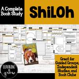 Shiloh: Book Study