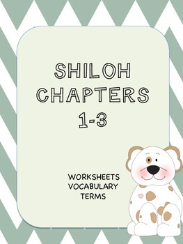 graphic relating to Shiloh Worksheets Printable named Shiloh Worksheets Education Components Academics Pay out Lecturers