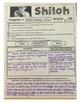 Shiloh Common Core Unit by Chapter