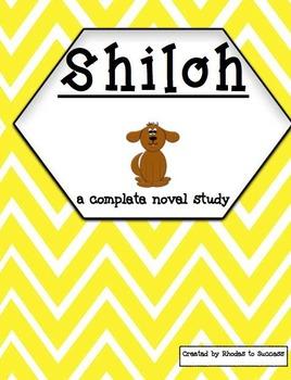Shiloh Complete Novel Study