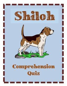 Shiloh Comprehension Test