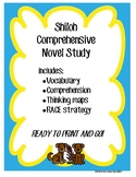 Shiloh Comprehensive Novel Study