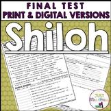 Shiloh Final Test