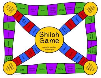 Shiloh Game