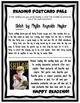 Shiloh Literacy Unit - Postcard Pals