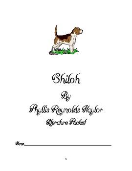 Shiloh Literature Packet