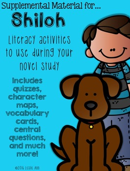 Shiloh Novel Guide