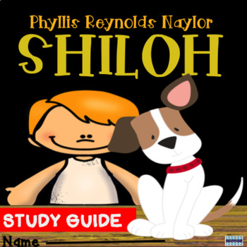 Shiloh Novel Study Guide for Students