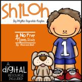 Shiloh Novel Study and DIGITAL Resource