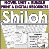 Shiloh Novel Unit