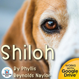 Shiloh Novel Study Book Unit
