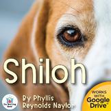 Shiloh Novel Study Book Unit