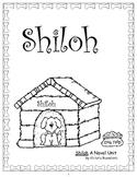 Shiloh Reading Literature Unit