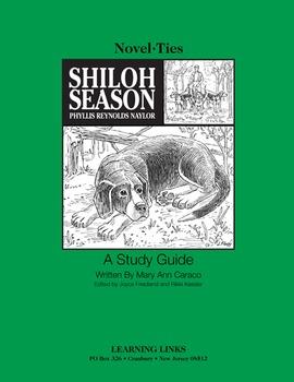 Shiloh Season - Novel-Ties Study Guide