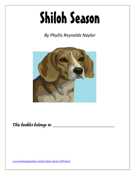 Shiloh Season, by Phyllis Reynolds Naylor: A Bookclub Guide