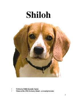 Shiloh Studyguide/ Packet