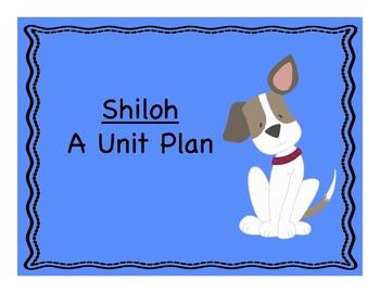 Shiloh Common Core Unit Plan / Questions